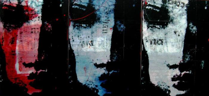 Christine Stangl_schaumamoi-3x50x70cm-collage-2012