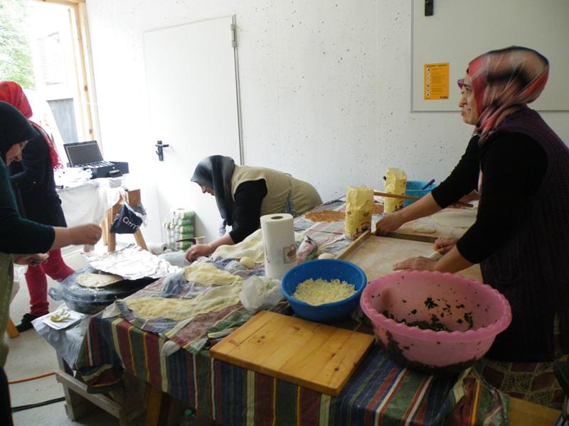 ein Blick in die türkische Küche
